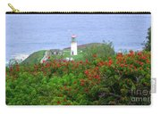 Kilauea Lighthouse Kauai Hawaii Carry-all Pouch
