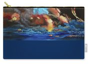 Kilauea Volcano Jenny Lee Discount Carry-all Pouch