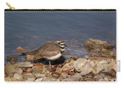 Kildeer On The Rocks Carry-all Pouch