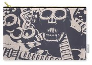 Kill The Music Industry Carry-all Pouch