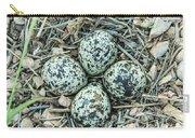 Killdeer Eggs Carry-all Pouch