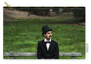 Killing Time Carry-all Pouch by Jorgo Photography - Wall Art Gallery