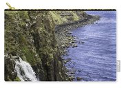 Kilt Rock On The Isle Of Skye Carry-all Pouch
