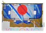 Kimono Poster Carry-all Pouch