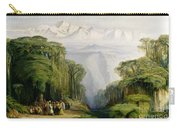 Kinchinjunga From Darjeeling Carry-all Pouch