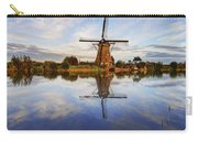 Kinderdijk Carry-all Pouch by Chad Dutson