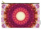 Kindness Mandala Art By Sharon Cummings Carry-all Pouch