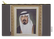 King Abdullah Carry-all Pouch