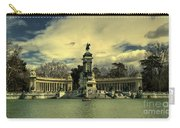 King Alfonso Monument  Carry-all Pouch