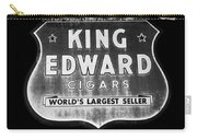 King Edward Cigars Carry-all Pouch