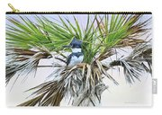 King Fisher Palm Carry-all Pouch