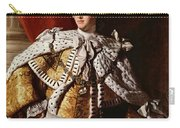 King George IIi Carry-all Pouch by Allan Ramsay