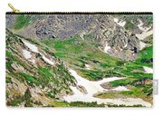 King Lake At Rollins Pass T Carry-all Pouch