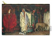 King Lear. Act I Scene I Carry-all Pouch