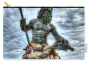 King Neptune Virginia Beach  Carry-all Pouch