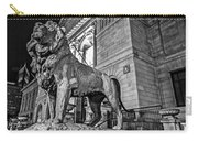 King Of Art Carry-all Pouch