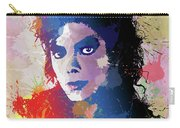 King Of Pop Carry-all Pouch