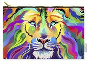 King Of Techinicolor Variant 1 Carry-all Pouch