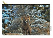 King Of The Canadian Rockies Carry-all Pouch