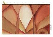 King Of The Cats Carry-all Pouch by Jutta Maria Pusl