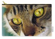 King Of The Cats Carry-all Pouch
