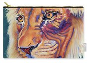 King Of The Lions Carry-all Pouch