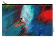 King Of The Swans Carry-all Pouch