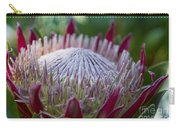 King Protea Island Flowers Jewel Of The Garden Carry-all Pouch