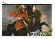 King William I I I Carry-all Pouch