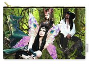 Kingdoms Of Magic Fairy Poster Carry-all Pouch