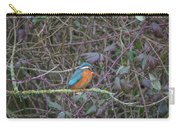 Kingfisher. Carry-all Pouch
