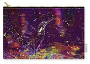 Kingfisher Bird Alcedo Atthis  Carry-all Pouch