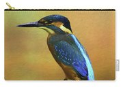 Kingfisher Perch Carry-all Pouch
