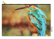 Kingfisher's Perch 2 Carry-all Pouch
