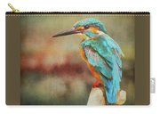Kingfisher's Perch Carry-all Pouch