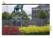 Kings Square Statue Of Christian 5th Carry-all Pouch