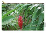 Kingston Jamaica Foliage Carry-all Pouch