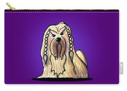 Kiniart Lhasa Apso Braided Carry-all Pouch