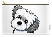 Kiniart Shih Tzu Cutie Carry-all Pouch