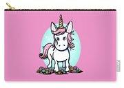 Kiniart Unicorn Sparkle Carry-all Pouch