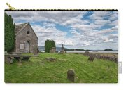 Kinross Cemetery On Loch Leven Carry-all Pouch