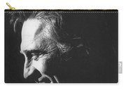 Kirk Douglas Laughing Old Tucson Arizona 1971 Carry-all Pouch