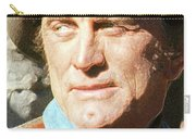 Kirk Douglas Old Tucson Arizona Number 3  In Color 1971-2008 Carry-all Pouch