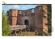 Kirkby Muxloe Castle Carry-all Pouch
