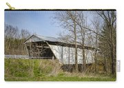 Kirker Covered Bridge  Carry-all Pouch