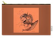 Kishi Fish Carry-all Pouch