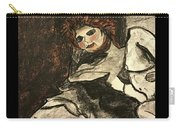 Kiss Of Life-figure Drawing Carry-all Pouch