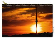 Kiss Of Morning Sun Carry-all Pouch