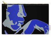 Kiss Of The Blues Carry-all Pouch