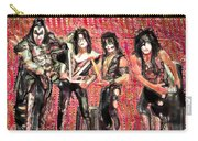 Kiss Watercolor Carry-all Pouch